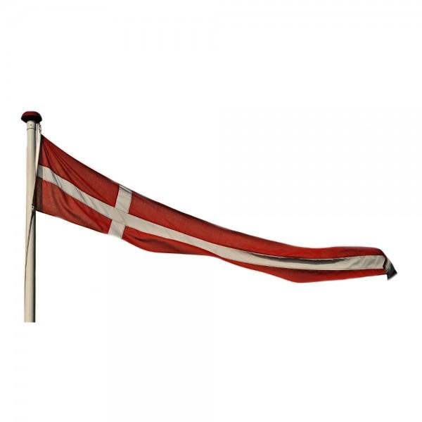 Dänischer Dannebrogsstander 200 cm