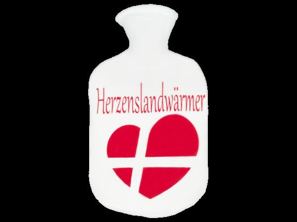 Herzensland Wärmflasche
