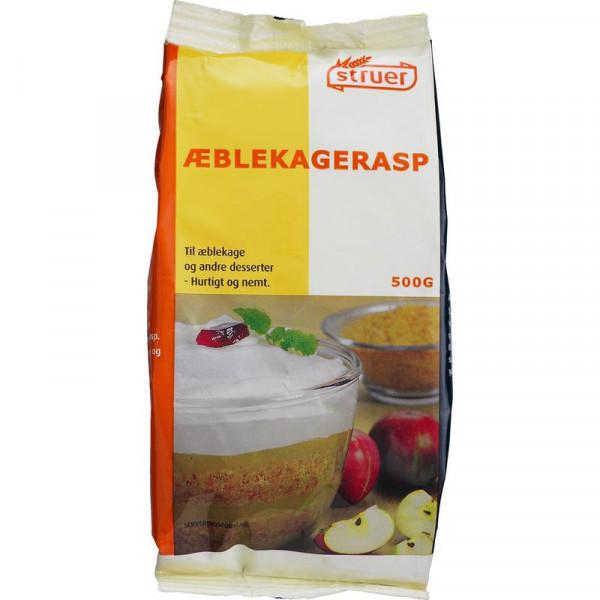 Struer Æblekagerasp Kuchenstreusel